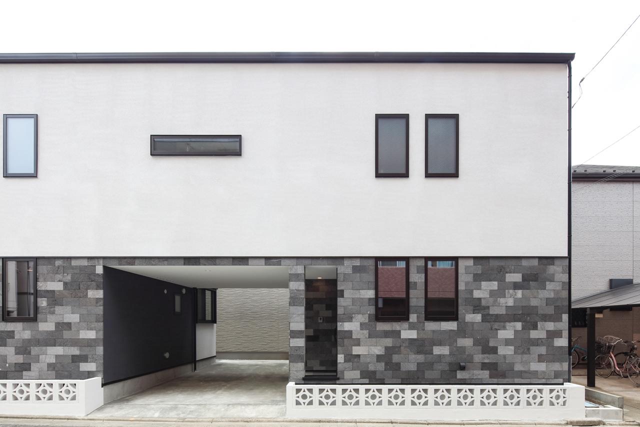 東尾久の家