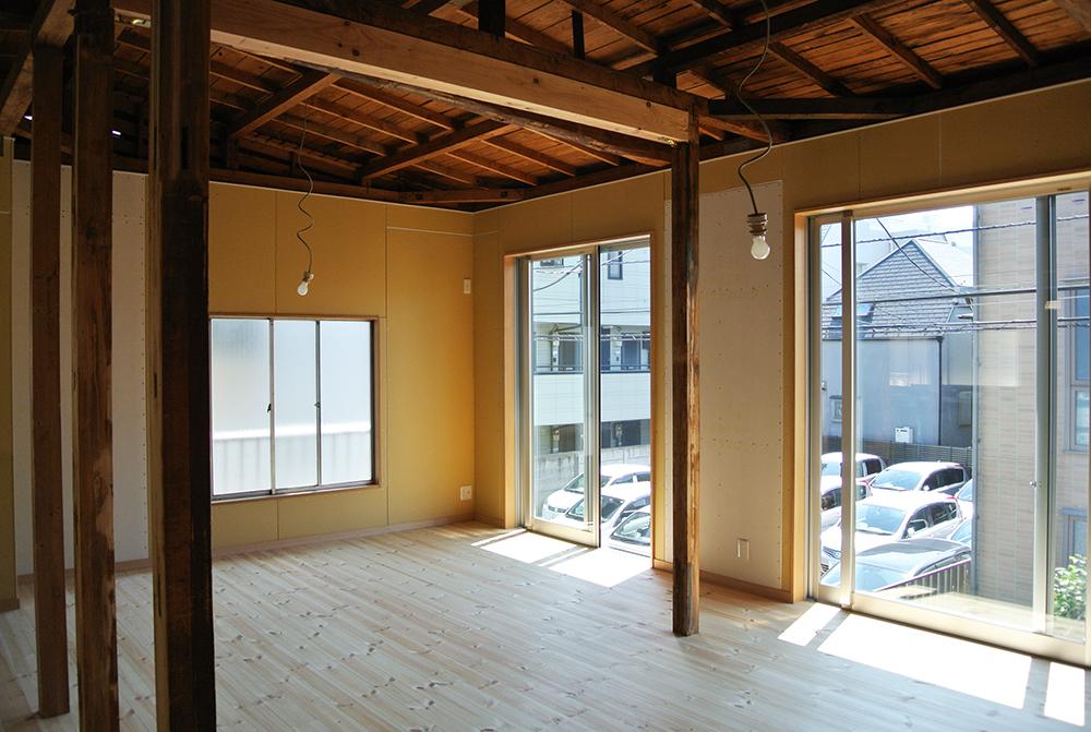 北新宿の家