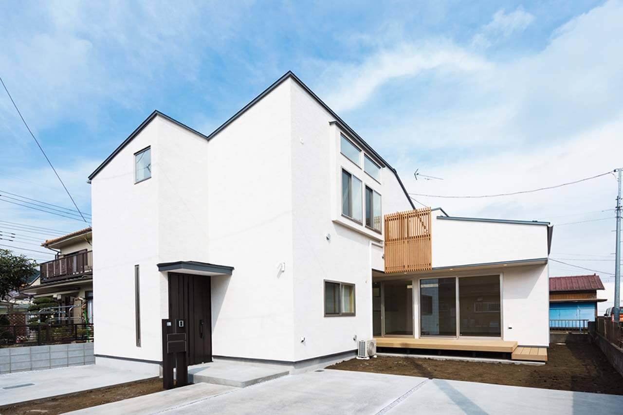西八王子の家 ライフプラン作成と土地探しが実現した高品質住宅